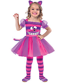 Toddler Cheshire Cat Cutie Costume