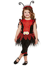 Toddler Lil' Lady Bug Costume