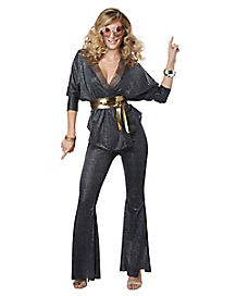 Adult Disco Dazzler Costume