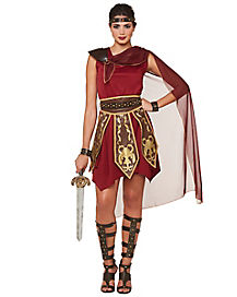Adult Roman Huntress Costume