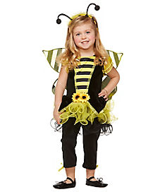Toddler Lil' Bumble Bee Costume