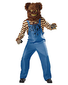 Kids Deadly Bear Costume