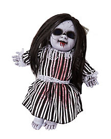 1 Ft Haunted Gothtober Doll – Decorations