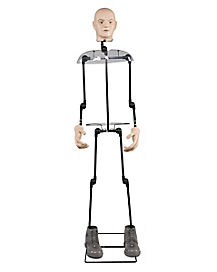 5 Ft Posable Metal Frame Dummy - Decorations