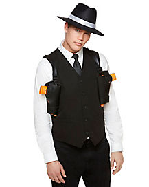 Black Detective Holster