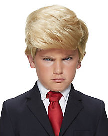 Boys Comb-Over Wig