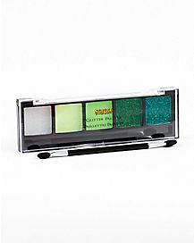 Green Glitter Palette
