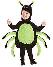 Baby Spider Belly Costume