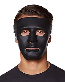 Adult Black Mask