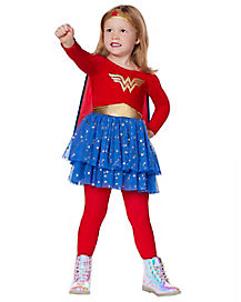 Baby Wonder Woman Dress Costume - DC Comics