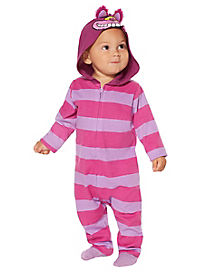 Baby Cheshire Cat Pajama Costume - Disney