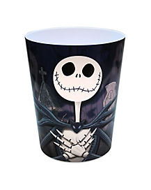 Jack Skellington Trash Can - The Nightmare Before Christmas