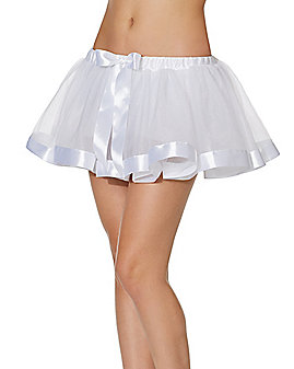 White Ribbon Tutu