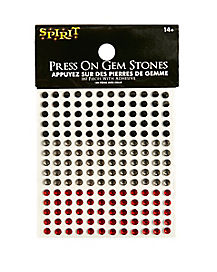 Press On Gem Stones