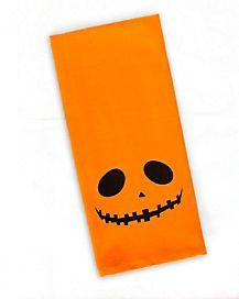 Jack-O-Lantern Dish Towel