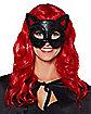 Black Cat Party Eye Mask