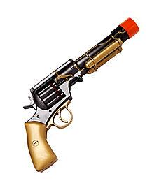 Steampunk Toy Gun