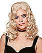 Blonde Curls Wig
