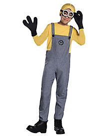 Kids Minions One Piece Costume - Despicable Me 3
