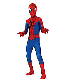 Kids Spider-Man Skin Suit Costume - Marvel Comics