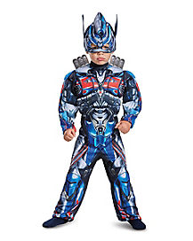 Toddler Optimus Prime Costume - Transformers The Last Knight