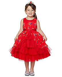 Toddler Elena of Avalor Dress Costume - Disney