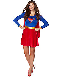 Adult Supergirl Costume - DC Comics