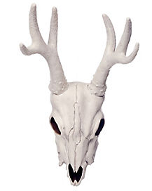 Deer Skull Prop - Decorations