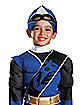 Toddler Blue Ranger Costume - Power Rangers Ninja Steel