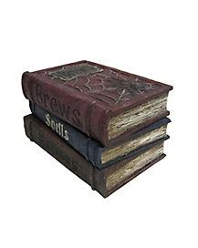 Stack of Books Trinket Box
