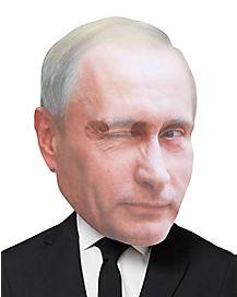 Vladimir Putin Big Head Mask