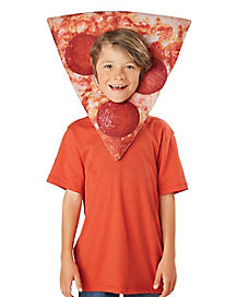 Pizza Head Mask