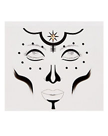 Witch Doctor Face Decal