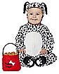 Baby Dalmation Doggie Costume