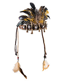 Witch Doctor Headpiece
