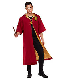 Red Gryffindor Quidditch Robe - Harry Potter