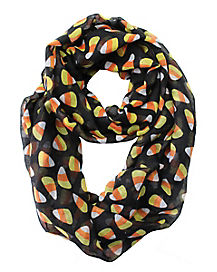 Candy Corn Scarf