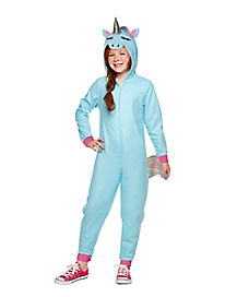 Kids Unicorn One Piece Costume