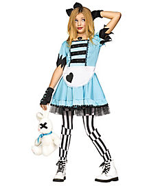 Tween Wild Wonderland Costume