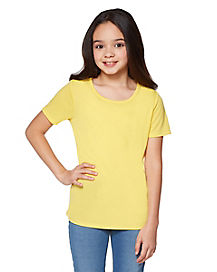 Kids Yellow T Shirt