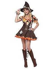 Adult Sassy Scarecrow Costume