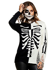 Adult Skeleton Sweater