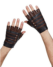 Fingerless Steampunk Gloves