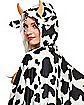 Adult Cow Poncho