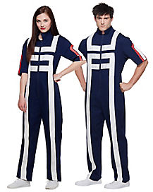 Adult My Hero Academia Gym Tracksuit - My Hero Academia