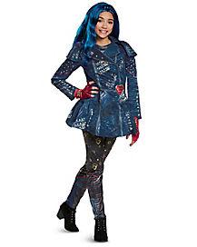 Kids Evie Costume Deluxe - Descendants 2