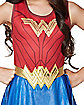 Kids Wonder Woman Costume Dress - DC Comics