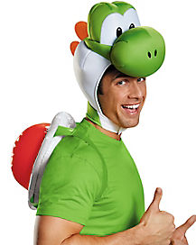 Yoshi Costume Kit - Super Mario Brothers