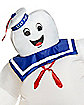 Adult Stay Puft Inflatable Costume - Ghostbusters Classic