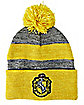 Hufflepuff Beanie - Harry Potter